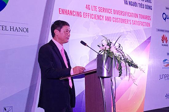 Hội thảo - Triển lãm quốc tế 4G LTE
