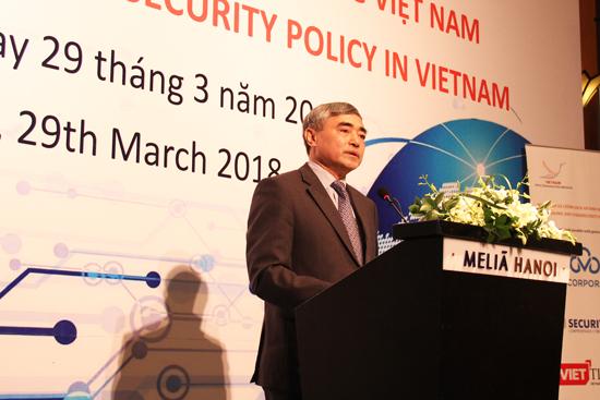 """20180329-pg2-TTH.jpg Hội thảo """"Kinh tế số và chính sách an ninh mạng Việt Nam"""""""
