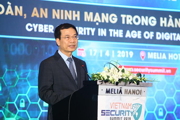 Hội thảo và Triển lãm quốc tế về an toàn an ninh mạng Việt Nam 2019