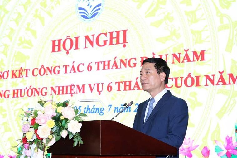 Ngành TT&TT cần đặt mục tiêu cao, sứ mạng mới, bám sát khát vọng Việt Nam hùng cường