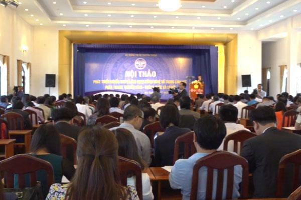 Hội thảo phát triển nguồn thu và ứng dụng công nghệ số trong lĩnh vực PTTH - Thách thức và cơ hội