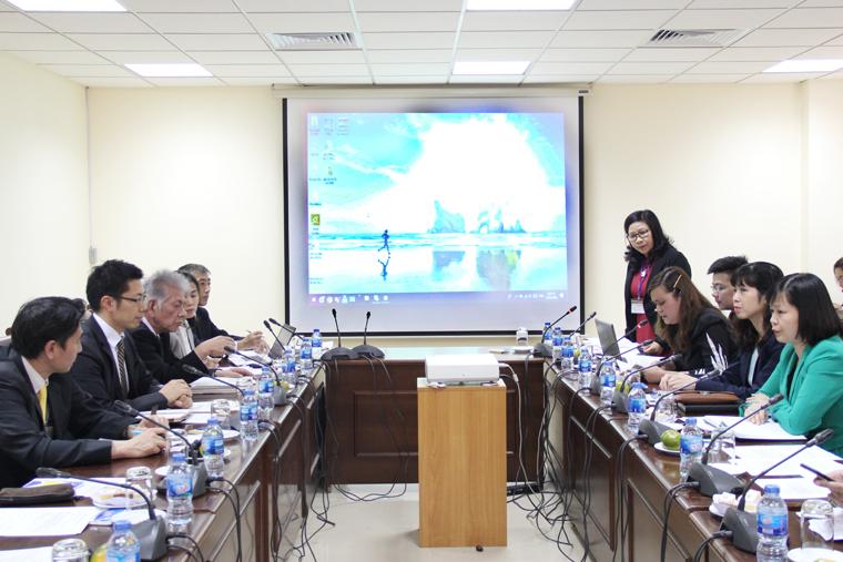 Việt Nam – Nhật Bản trao đổi kinh nghiệm về mã bưu chính
