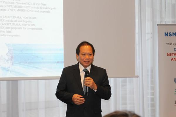 Hội thảo Việt Nam - Séc về hợp tác trong lĩnh vực thông tin và truyền thông - ảnh 1