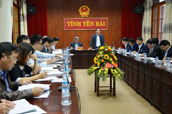 Bộ TT&TT làm việc với tỉnh Yên Bái về tình hình thực hiện xây dựng Nông thôn mới - ảnh 2
