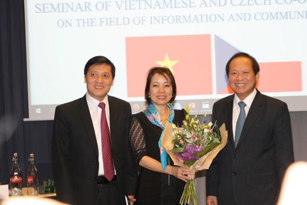 Hội thảo Việt Nam - Séc về hợp tác trong lĩnh vực thông tin và truyền thông - ảnh 5