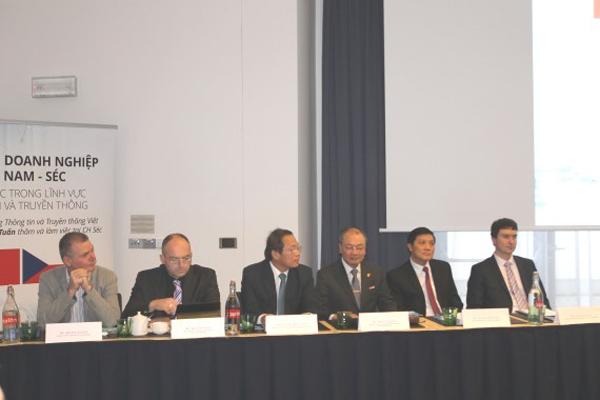 Hội thảo Việt Nam - Séc về hợp tác trong lĩnh vực thông tin và truyền thông - ảnh 2