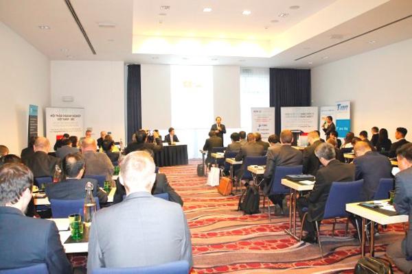 Hội thảo Việt Nam - Séc về hợp tác trong lĩnh vực thông tin và truyền thông - ảnh 3