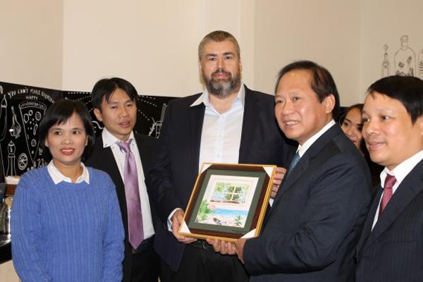 Hội thảo Việt Nam - Séc về hợp tác trong lĩnh vực thông tin và truyền thông - ảnh 6