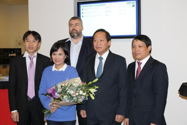 Hội thảo Việt Nam - Séc về hợp tác trong lĩnh vực thông tin và truyền thông - ảnh 7